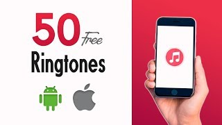 Top 50 Tonos de llamada para tu celular Gratis | Ringtones 2018