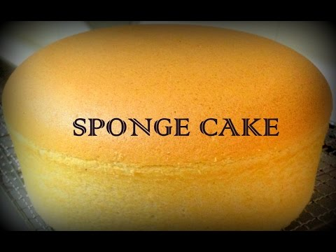 Video Basic Eggless Sponge Cake| Easycookingwithekta