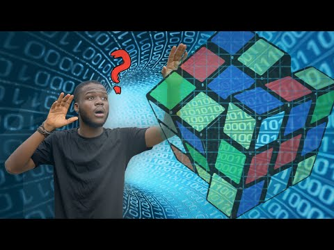 Can I solve a VIRTUAL RUBIK'S CUBE in record time?