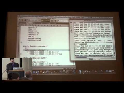 Image thumbnail for talk Protocol XIII: Clojure Protocols Explained
