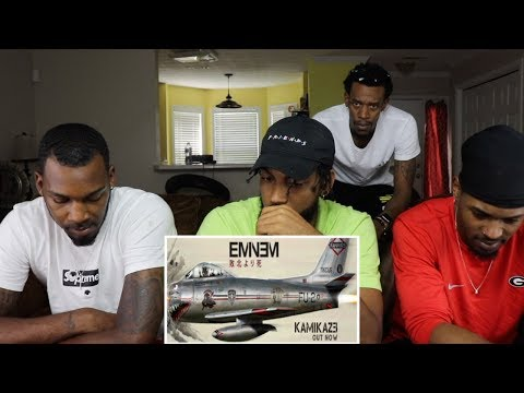 Eminem - The Ringer (Kamikaze) [REACTION] - UND
