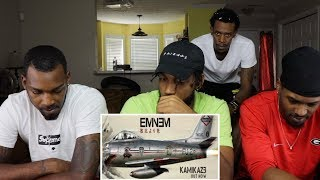 Eminem   The Ringer (Kamikaze) [REACTION]