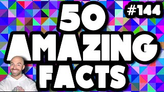 50 AMAZING Facts to Blow Your Mind! #144 thumbnail