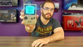I Built A Gameboy Pocket Lite