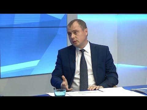 Министр ЖКХ Андрей Майер о реализации новой системы обращения с твердыми коммунальными отходами