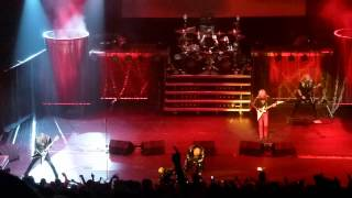 Judas Priest STARBREAKER Epitaph Tour Final Show Hammersmith Apollo London 26-5-2012