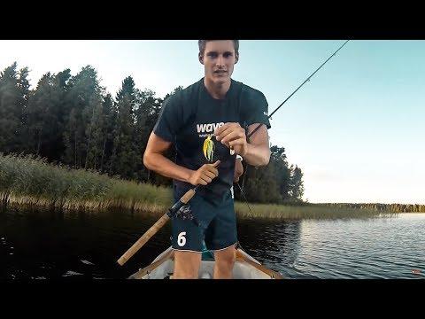 La pesca su stagni Di Mosca