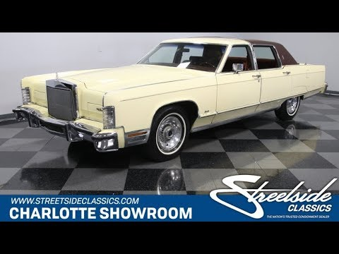 Video of '77 Continental - QG6H