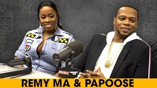 The Breakfast Club - Remy Ma And Papoose On New Show 'Meet The Mackies', The Golden Child, Real Black Love + More