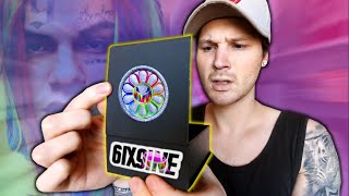 """Unboxing """"6IX9INE'S"""" FIRST EVER Rapper Jewelry """"MERCH"""".. What A Mess..."""