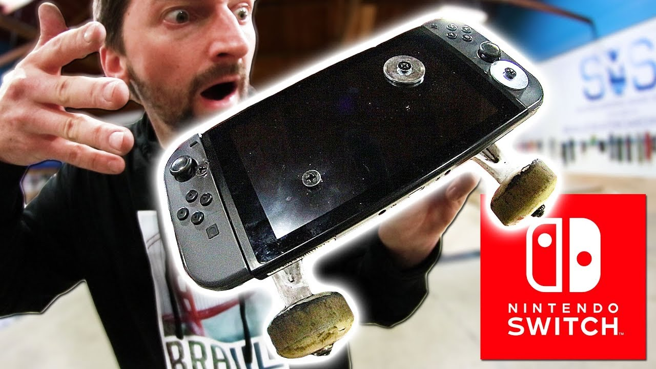 Incredible Nintendo Switch Skateboarding | Skate Everything Ep. 80 - Braille Skateboarding