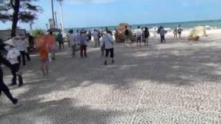 Video : China : Silver Beach, BeiHai 北海