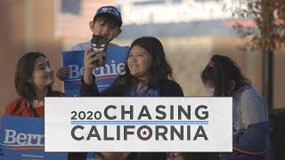 Bernie Sanders' strategy to win California's Latino vote   Chasing California