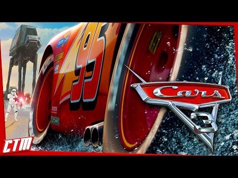 CARS 3 Trailer : Lightning McQueen Crash what happens next? Disney/Pixar