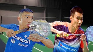 What If Lee Chong Wei never plays badminton at the beginning