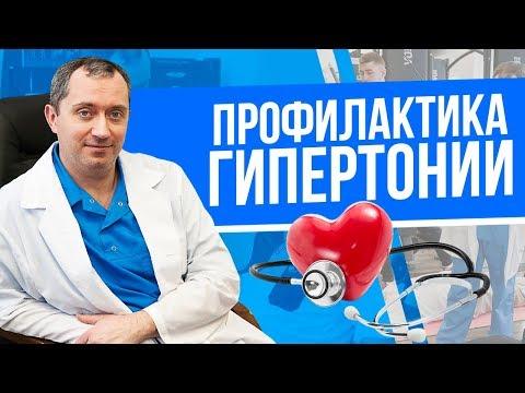 Гипертония легочных артерий
