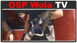 preview picture of video 'OSP Wola #vlog 15 Zestaw do ratownictwa technicznego'