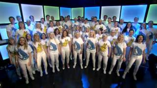 He's Your Brother -  People Need Love - The Choir est. by ABBA the Museum - TV4 6 april