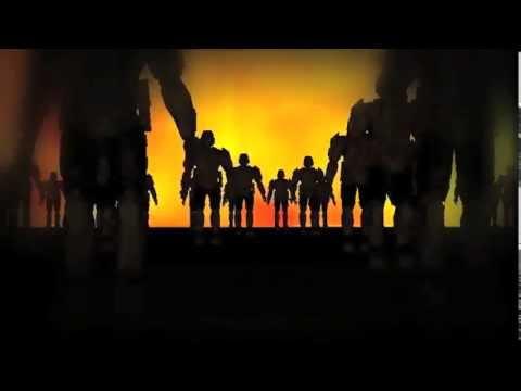 EPIC MACHINIMA Sci-Fi Movie Trailer Libertaria: The Virtual Opera
