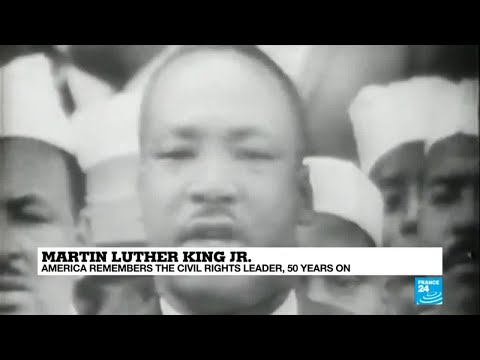 50 years ago, Martin Luther King Jr. was shot dead: is his heritage in jeopardy?
