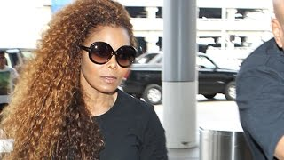 Janet Jackson Gets Ready For Her First Tour In Seven Years