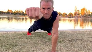 Extreme Full Body Workout - Martial Arts by Kung Fu & Tai Chi Center w/ Jake Mace