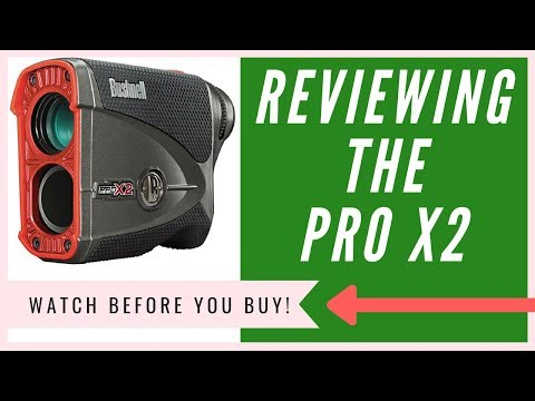 Bushnell Pro X2 Rangefinder Review | An HONEST Opinion (2018)