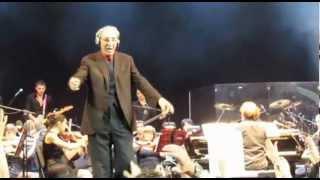 """Franco Battiato - """"E ti vengo a cercare"""" live"""