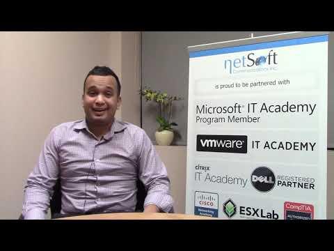 NetSoft College Testimonial Muhammad Omer Siddique