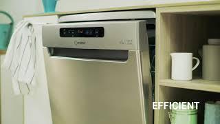 Indesit Auto Door | New Indesit Dishwasher Range Advert