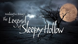 """The Legend of Sleepy Hollow"" Audiobook FULL CAST AUDIO DRAMA ― Chilling Tales for Dark Nights"
