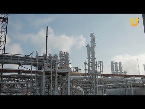 Интервью министра промышленности и инновационной политики РБ сюжет UTV