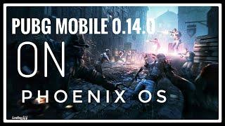 fix lag in pubg mobile in phoenix os - TH-Clip