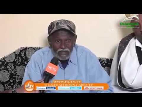 Daawo suldaanka guud ee somaliland oo ka hadlay dorashada