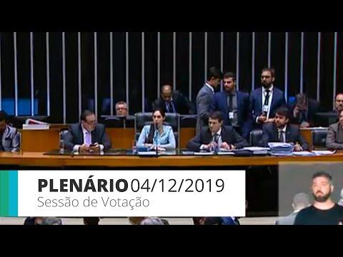 Plenário - PL 10372/2018 - Projeto de combate ao crime organizado e à corrupção - 04/12/2019 - 17:57