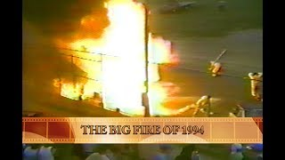 Speedbowl Doc Shorts | The Big Fire of 1994