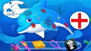 Ocean Doctor | Rescue The Ocean Creatures | Doctor Games For Kids