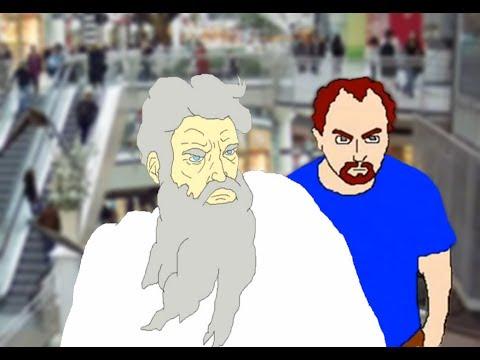 Louis CK a Bůh
