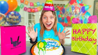 WORLDS BIGGEST 24 HOUR BIRTHDAY SURPRISE REVEAL PARTY for GRACE SHARER!!