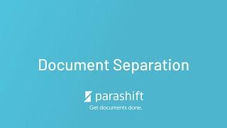 Parashift video