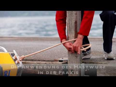 Video vorschau von Seemannsknoten für die Bootsprüfung mit dem iPhone und iPad trainieren