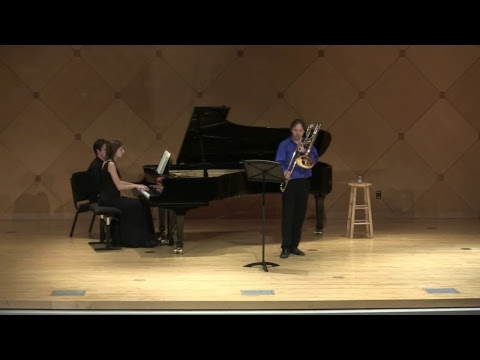 DMA Recital 1, March 30th, 2017. The program is included in the video description underneath the video.