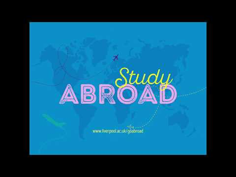 Experience Study Abroad at the University of Liverpool
