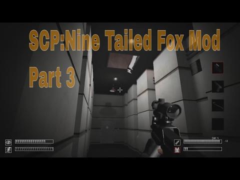 SCP:Nine Tailed Fox Mod Part:3 (No Commentary) - смотреть