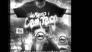 4-4 WATER - #NOSLEEPCAMPAIGN THE MIXTAPE - 05 U DONT KNOW NOTHING