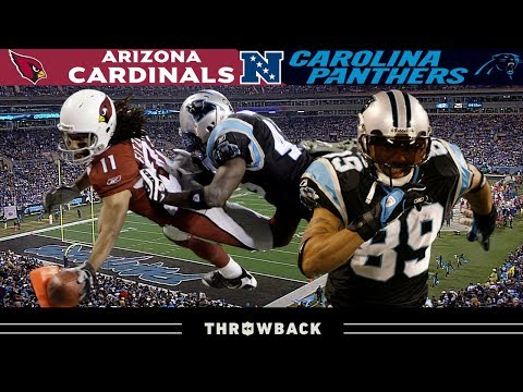 The Legend of Playoff Fitz Grows! (Cardinals vs. Panthers 2008, NFC Divisional)
