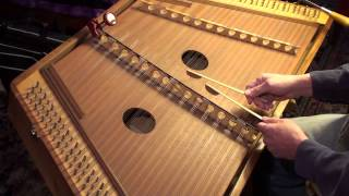 Bill Spence's incredibly simple chord playing method part 1: The 3 chord triangles.