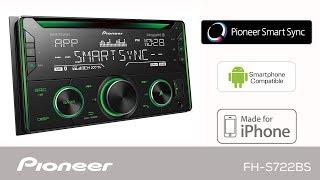 Pioneer FH-S722BS