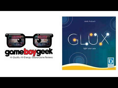 The Game Boy Geek Reviews Glux