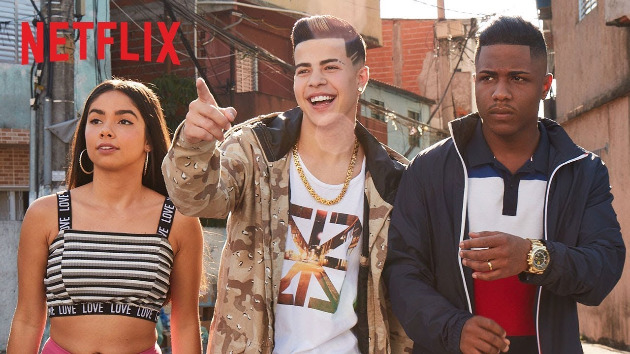 Sintonia, 2019 Brazilian TV Series - Netflix   - TV Centralone